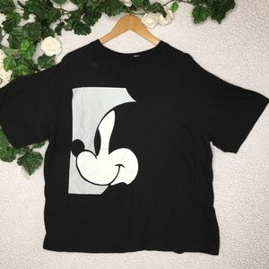 Mickey & Co Vtg Mickey Mouse Single Stitch Shirt